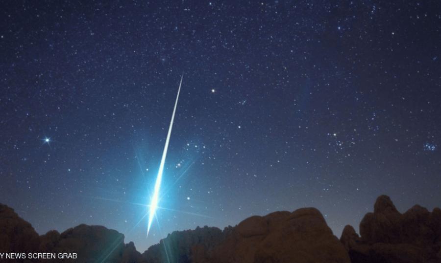 ستشهد الأرض ظاهرة تساقط مئات النجوم بعد منتصف ليلة