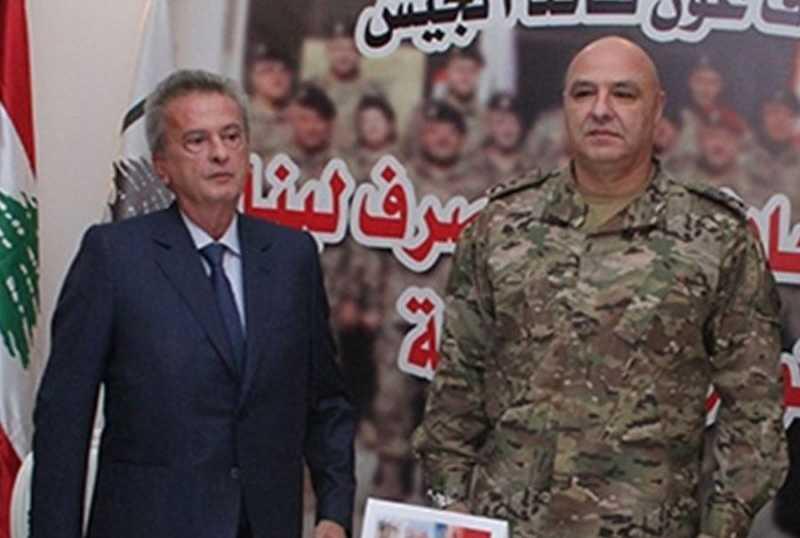 لماذا حاكم مصرف لبنان وقائد الجيش مستهدفان؟