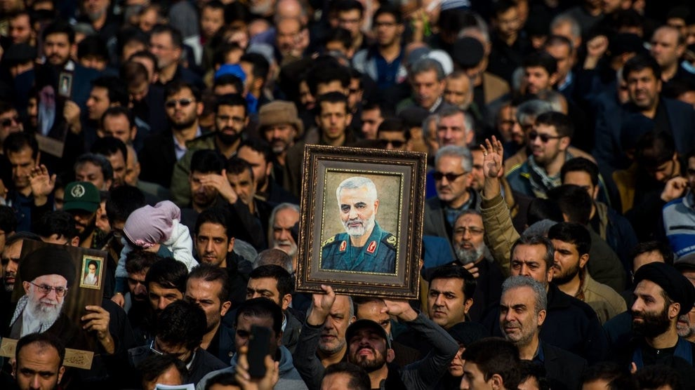 بعد عام من اغتيال سليماني.. الولايات المتحدة وإيران هل تقتربان من المواجهة العسكرية..!