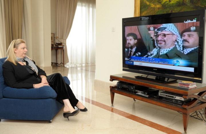 أرملة ياسر عرفات تثير غضبا بتصريحات لها عن مقتله والانتفاضة