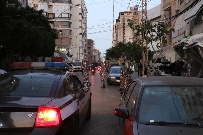 بالفيديو سوق صبرا يصدم الجميع ليوم .. ورجال الأمن في حفلة نراجيل