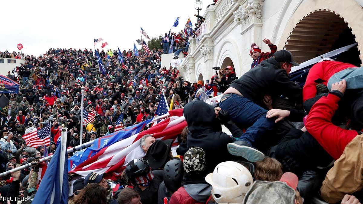 أنصار ترمب يخططون للاحتجاج بحفل تنصيب بايدن