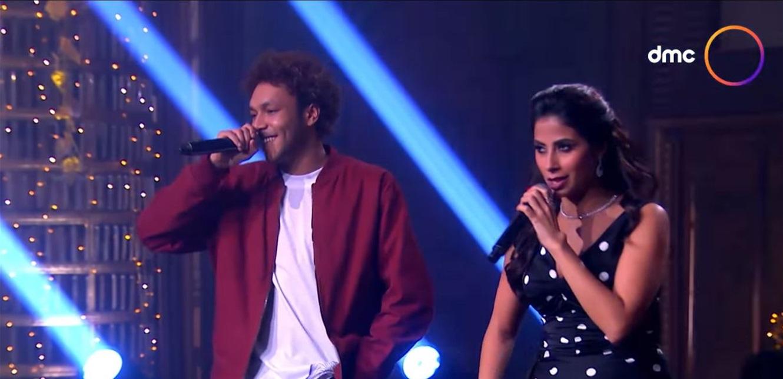 روبي ترقص على أنغام أغنية 'باظت' للمغني ويجز