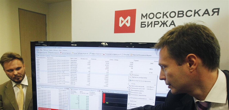 بورصة موسكو ترتفع إلى مستويات تاريخية