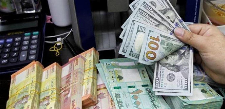 سلامة يعلن وقف تثبيت الليرة.. الدولار بـ9 آلاف ومصادر مالية تحذر