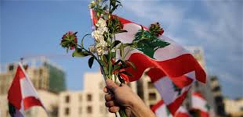 أحداث واشنطن أنست اللبناني همومه لفترة!