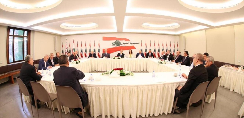 القوات اللبنانية تمضي بلا تردّد في طريق اللاعودة