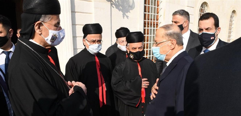 اجتماع عون والحريري في بكركي.. أبعد من التأليف!