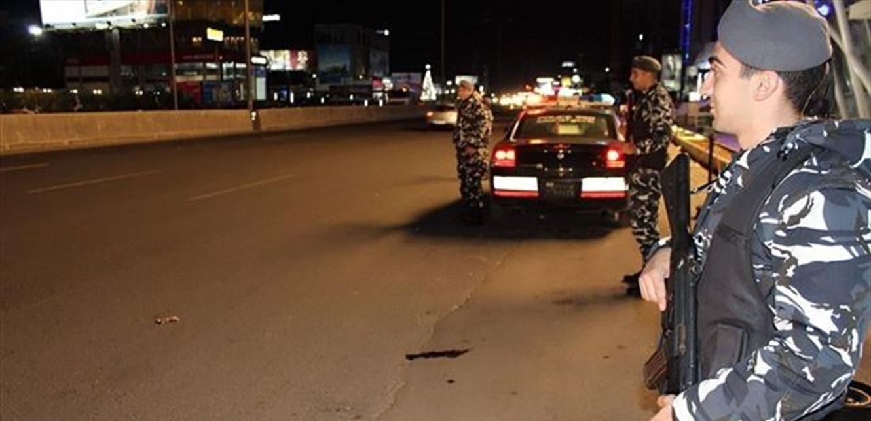 قوى الأمن تعلن أن لا حوادث أمنية تذكر ليلة رأس السنة.. وعثمان يهنىء