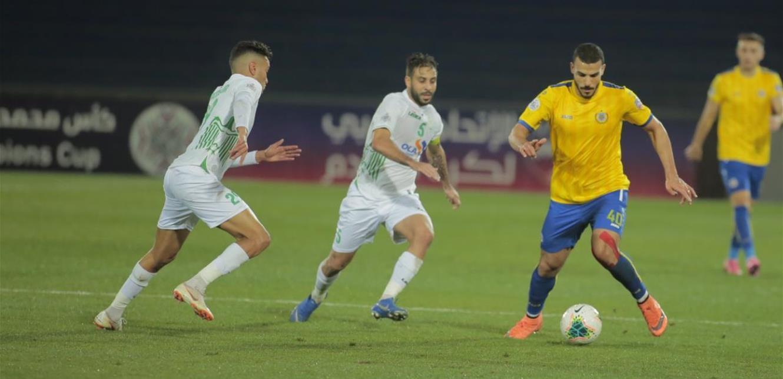 كأس العرب.. 'الرجاء' إلى النهائي على حساب 'الإسماعيلي'! (فيديو)