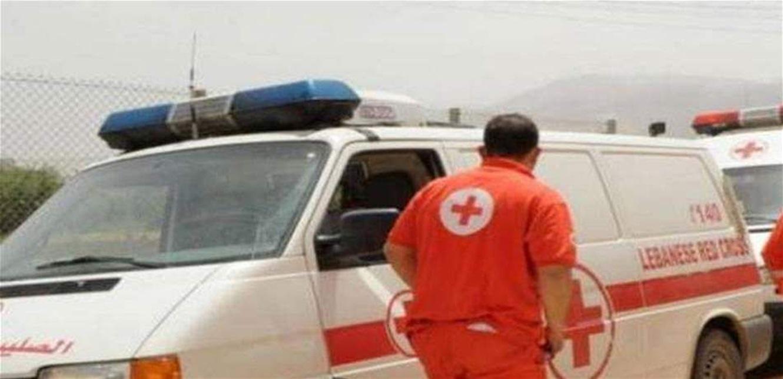 سقوط عامل من احد المباني في طرابلس