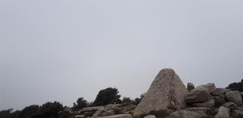 اكتشاف مدفن ميغاليتي جديد في لبنان