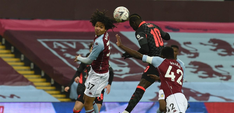 كأس الاتحاد الإنكليزي.. 'ليفربول' إلى الدور الرابع على حساب 'أستون فيلا' (فيديو)