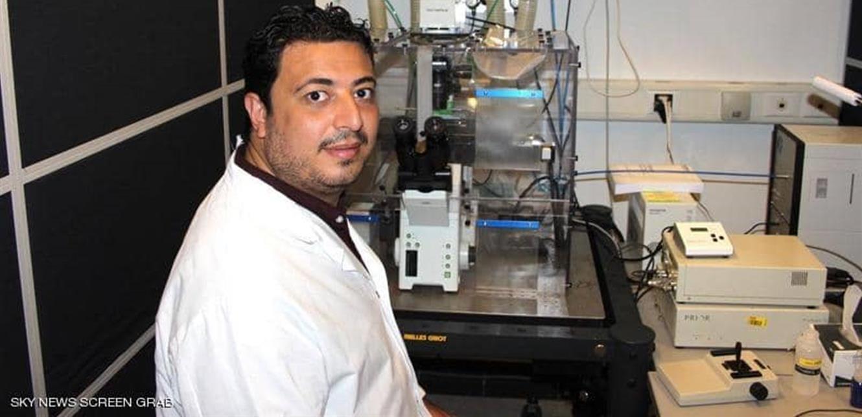 عالم مصري يكشف الأمراض الوراثية مبكراً