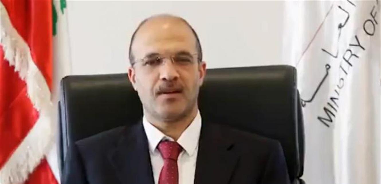 إلى اللبنانيين.. هذا ما كشفه وزير الصحة عن الإقفال ومدّته