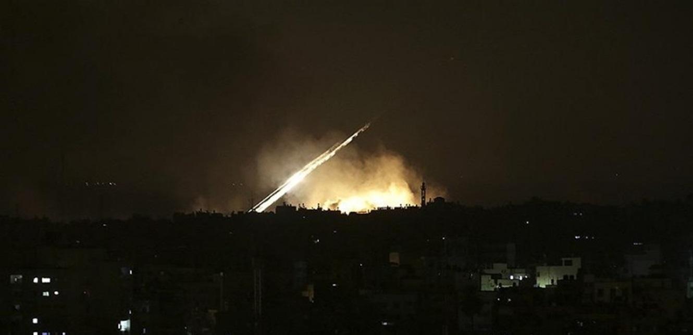 مؤشرات مفاجئة في الغارات الاخيرة على سوريا