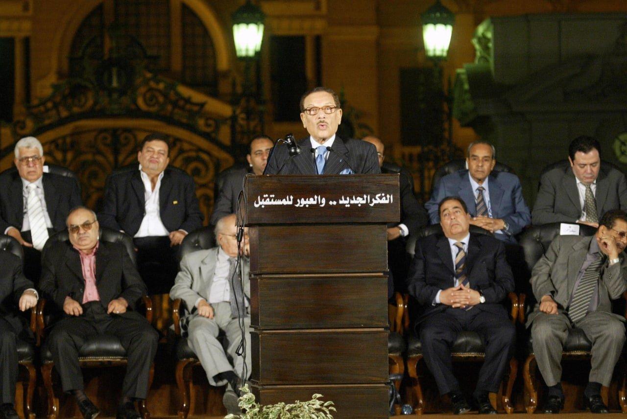 وفاة وزير الإعلام المصري السابق