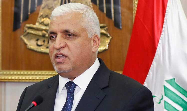 عقوبات أميركية على رئيس الحشد الشعبي في العراق