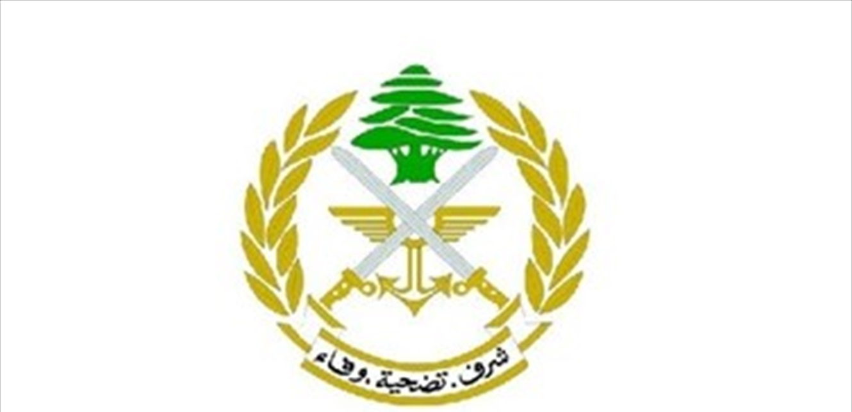 الجيش: خروق بحرية معادية وإلقاء قنابل مضيئة مقابل رأس الناقورة