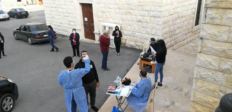 29 إصابة جديدة بـ'كورونا' في داربعشتار