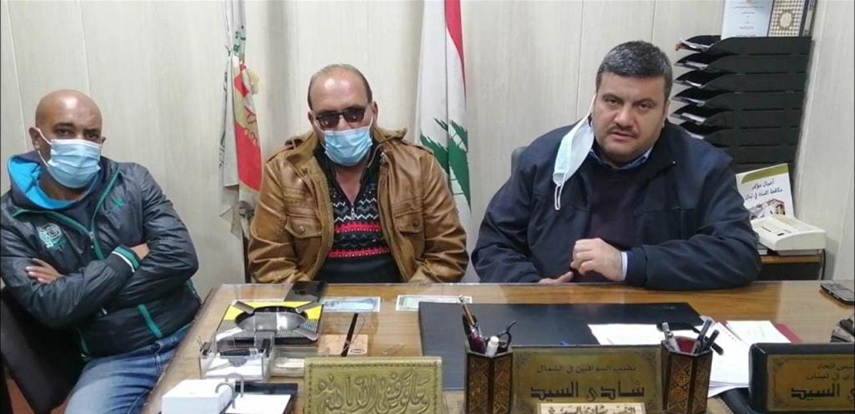 سائقو الميني باص في طرابلس علقوا اعتصامهم.. الاثنين المقبل سيحددون الخطوات