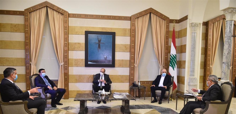 اجتماع تنسيقي في وزارة الداخلية لمتابعة الإجراءات المتخذة بشأن الإغلاق الكامل