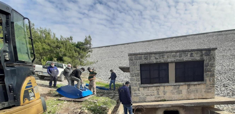 مصلحة الليطاني: قطع المياه عن مشروع ري صيدا جزين ليومين