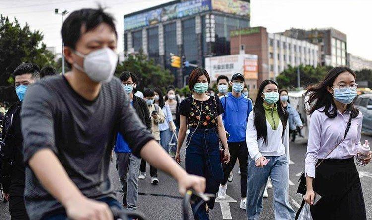 """103 إصابات جديدة بـ""""كورونا"""" في الصين"""