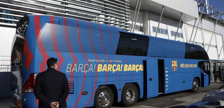 لتوفير 30 ألف يورو.. 'برشلونة' سافر بالحافلة إلى هويسكا!