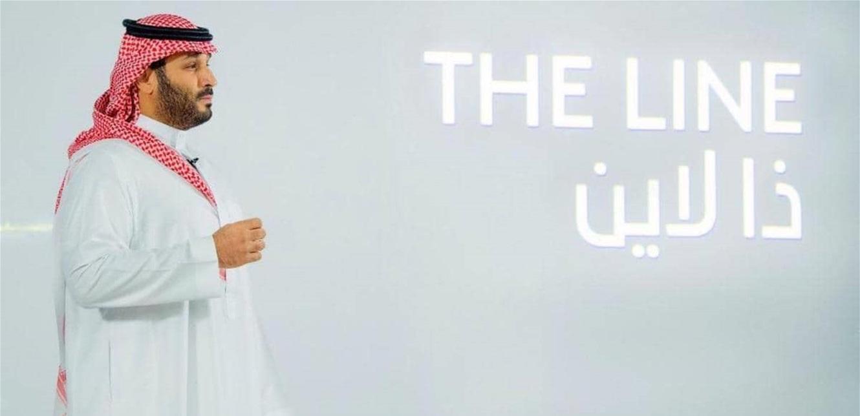 الأمير بن سلمان يكشف تكلفة البنية التحتية لمشروع 'ذا لاين'