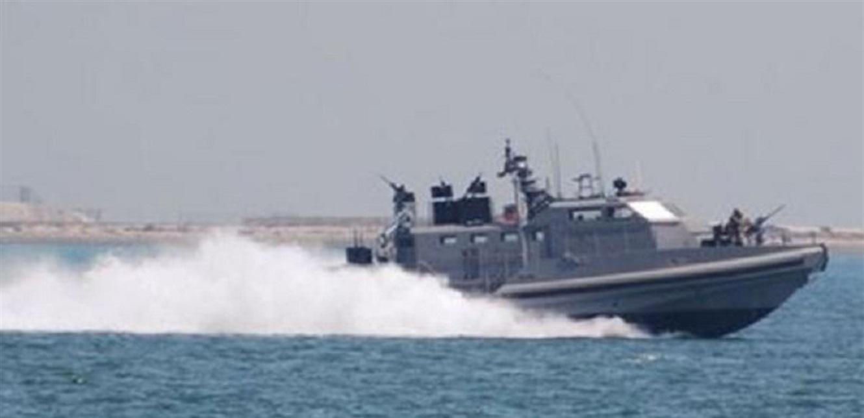 زورق حربي إسرائيلي خرق المياه الإقليمية اللبنانية مقابل رأس الناقورة