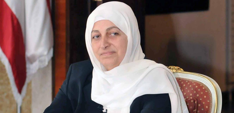 بهية الحريري تابعت مع زوارها شؤونا صحية وتربوية