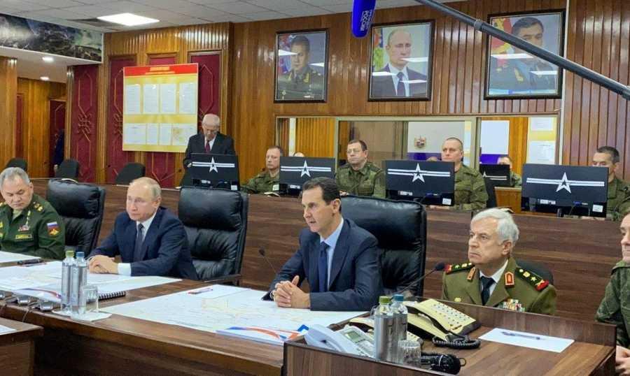 """""""الهلال الشيعي"""" لن يكتمل: روسيا ترفض تمركز طهران في اللاذقية"""
