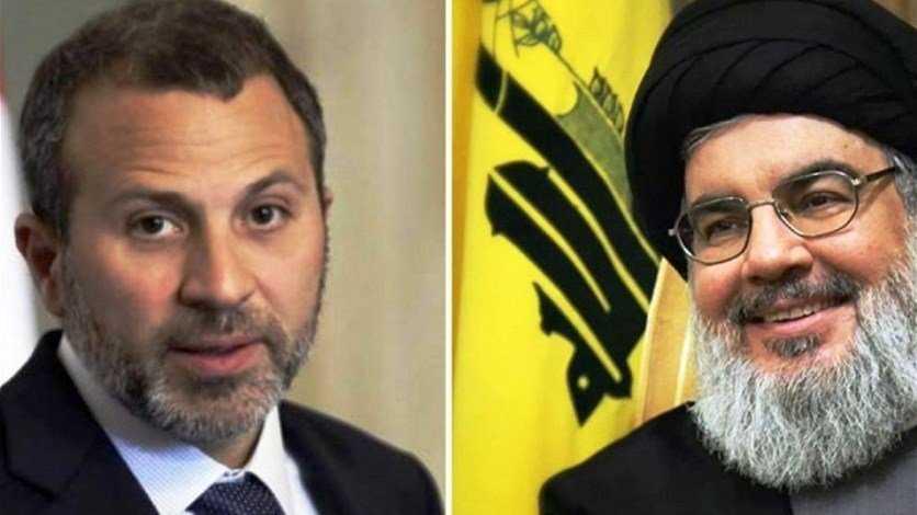 الحزب يقدم تطمينات حكومية قوية للعهد والتيار يفقد الثقة المطلقة به