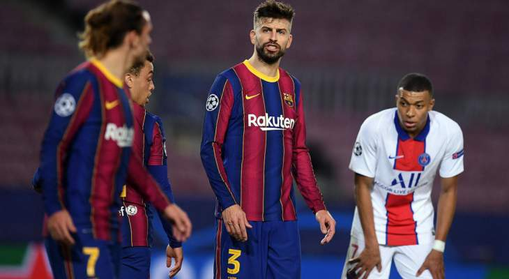 موجز الصباح: هزيمة مذلة لبرشلونة امام سان جيرمان، ليفربول يضع قدما في ربع النهائي واشلي بارتي خارج بطولة أستراليا
