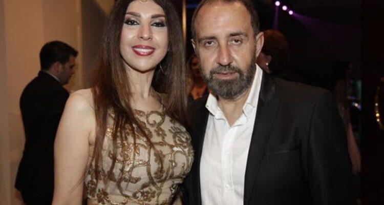 نجوم لبنان يُعزّون وسام الامير بوفاة زوجته ناريمان