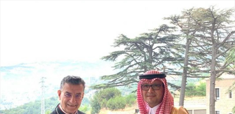 بخاري يتحرّك لنقل دعم المملكة للبنان ولاستقراره