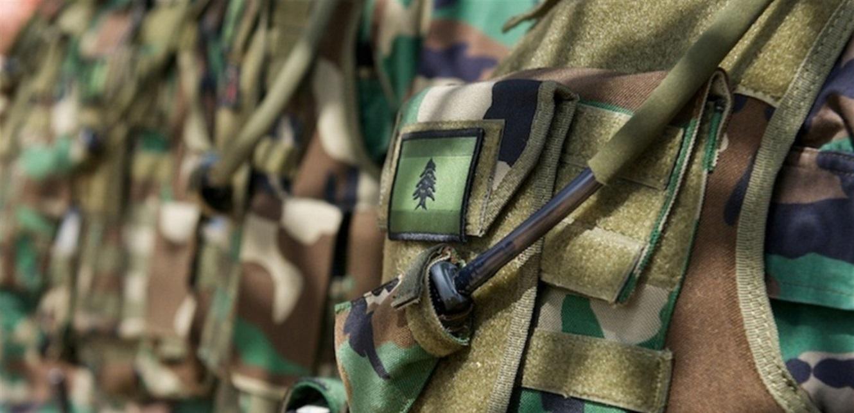 الجيش: تمارين تدريبية في عدد من المناطق