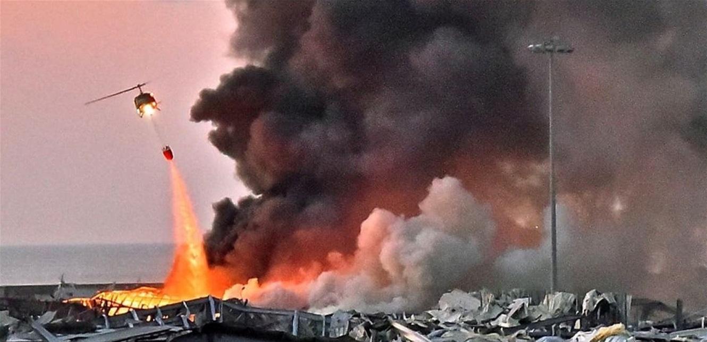 'القضاء الأعلى' يعيّن القاضي طارق بيطار محققاً عدلياً بقضية انفجار المرفأ