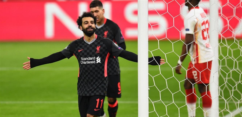 فوزٌ ثمين لـ'ليفربول' على 'لايبزيغ' في ثمن نهائي 'أبطال أوروبا'!