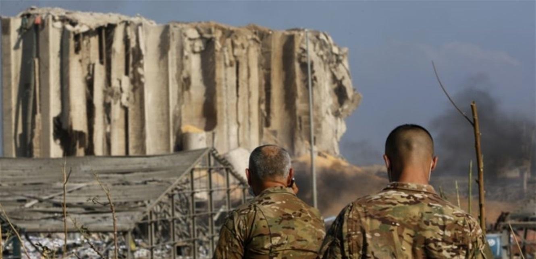 استمرار توزيع التعويضات على المواطنين المتضررين من انفجار المرفأ