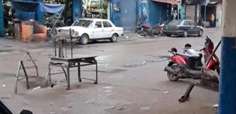 إشكالٌ بين عائلتَيْن يتطوّر إلى إطلاق نار في طرابلس (فيديو)