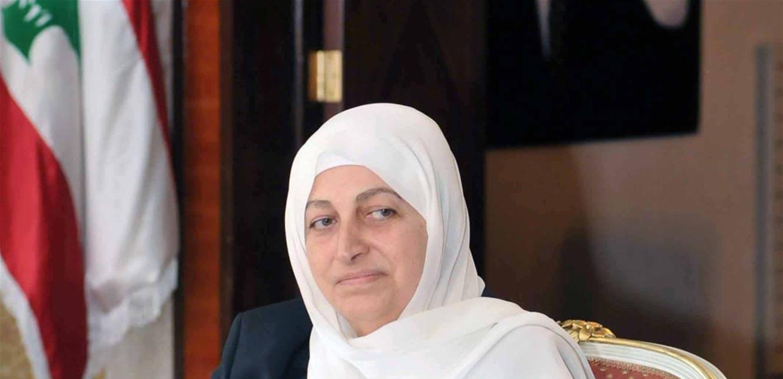 الحريري ناشدت الاساتذة المتعاقدين العودة الى التدريس: سنعمل على ضمان حقوقكم