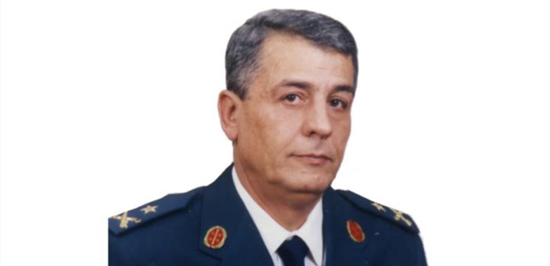 قيادة الجيش نعت العميد الركن المتقاعد توفيق تقي