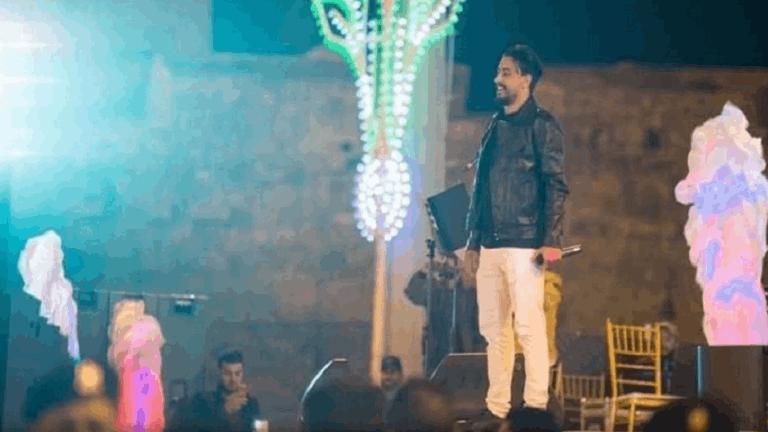 اختطاف مطرب عربي بعد ساعات من مشاركته في حفل فني (صورة)