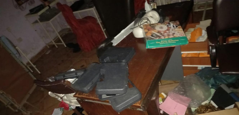 مجهولون يسرقون محتويات مدرسة جمعية العمل النسوي للتدريب المهني بالتبانة