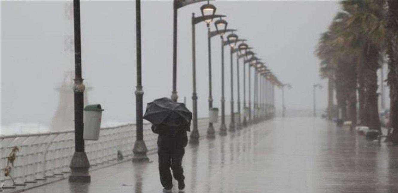 الطقس سيتحول.. الأمطار عائدة والحرارة دون معدلاتها الموسمية