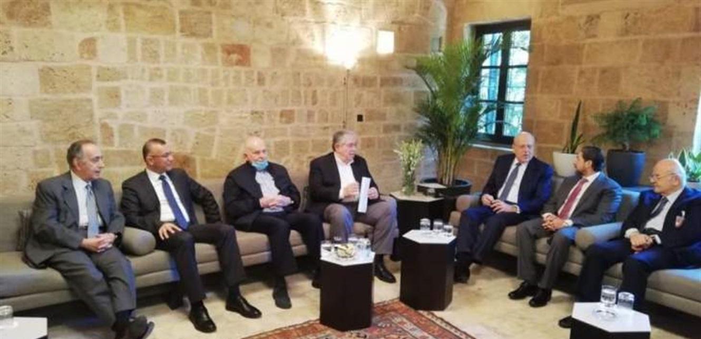 نواب طرابلس: لكف يد محافظ الشمال واحالته على التفتيش المركزي