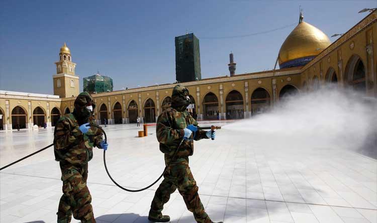 """ارتفاع إصابات """"كورونا"""" في العراق بعد انخفاض ملحوظ"""