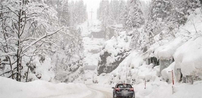 لا تسلكوا هذه الطرقات.. مقطوعة بسبب الثلوج والجليد